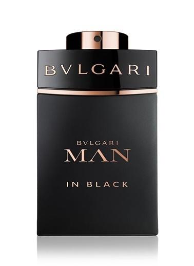 Bvlgari Man In Black EDP 100 ml Erkek Parfümü Renksiz